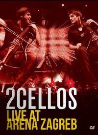 Cover 2Cellos - Live At Arena Zagreb [DVD]